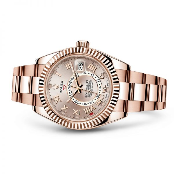 Role -Sky-Dweller-Sundust-Dial-Everose-Gold-326935