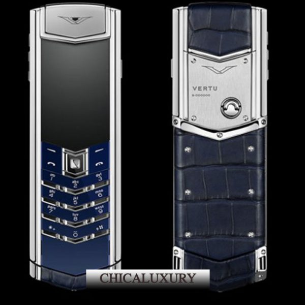 VERTU-SIGNATURE-S-NAVY-ALLIGATOR