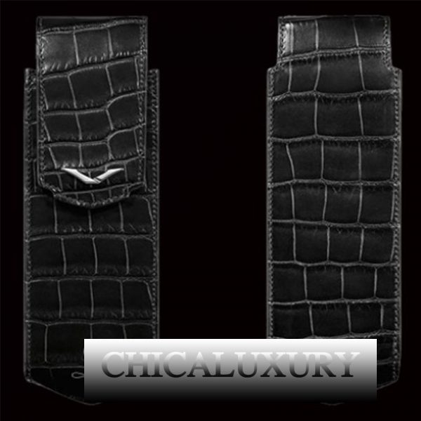 black-alligator-vertical-case-with-stainless-steel