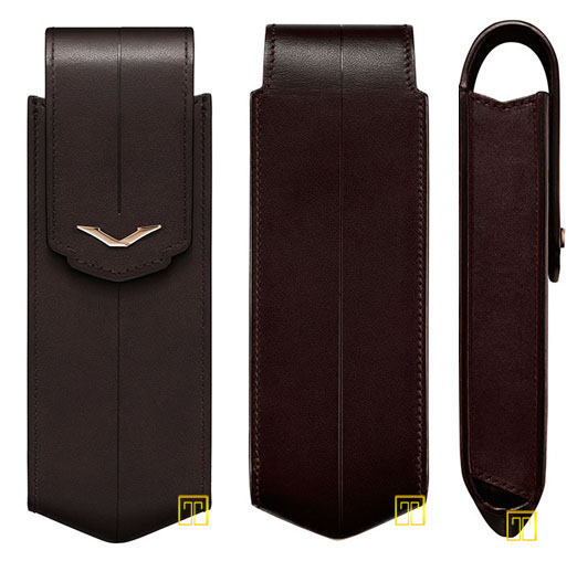 black-leather-vertical-case-with-yellow-gold-1