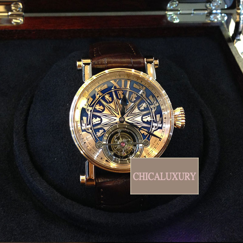 SPEAKE-MARIN PICCADILLY ĐÔNG SƠN TOURBILLON RED GOLD LIMITED EDITIONSPEAKE- MARIN PICCADILLY ĐÔNG SƠN TOURBILLON RED GOLD LIMITED EDITION - chicaluxury